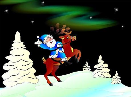 Weihnachten Am 6 Januar.Weihnachten In Finnland Silberfeder